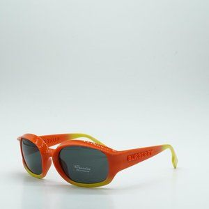 BRAND NEW BURBERRY Orange/Grey Be4338 393587